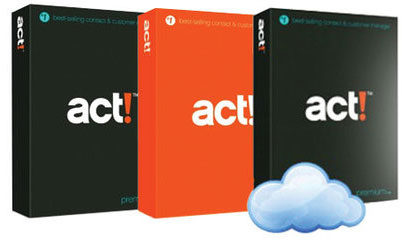 act product software page